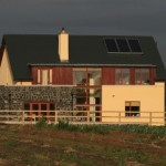 A new kind of energy efficient house is being developed in Oklahoma City.