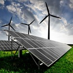 A Virginia utility company has recently bought a tract of land for building the country's first offshore wind power farm.