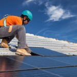 Adding solar panels to  your home can substantially increase its value.
