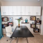 Here are a few tips for creating an energy-efficient home office.