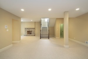 Here are a few ways to create an energy-efficient basement.