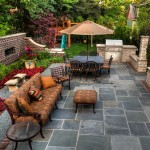 Here are a few ways to improve the energy-efficiency of your backyard.