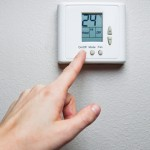 Keeping the temperature in your house raised is one way you can save energy this summer.
